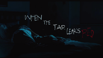 WHEN THE TAR LEAKS RED (2021)