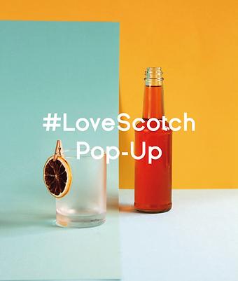 Lovescotch pop-up