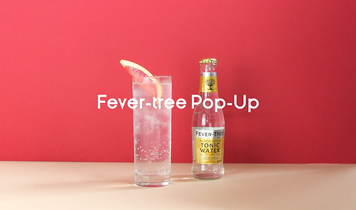 Fever-tree Pop-up