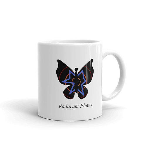 Datavizbutterfly - Radarum Plotus - Mug