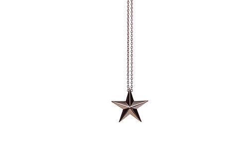 Star rosegoldplated