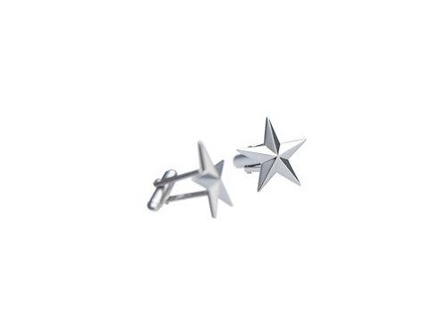 Star cufflinks
