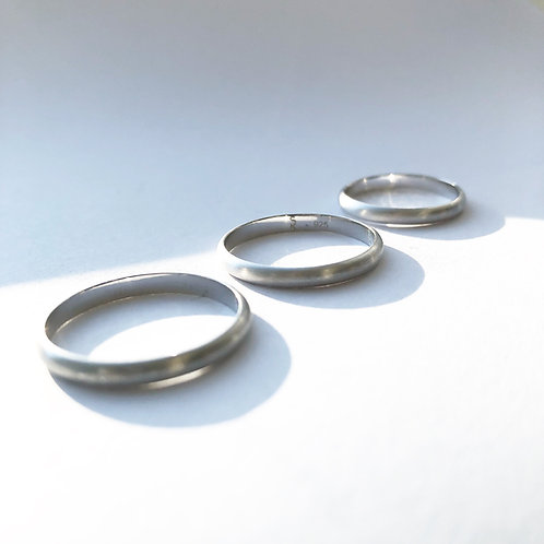 Stack Ring - Silver