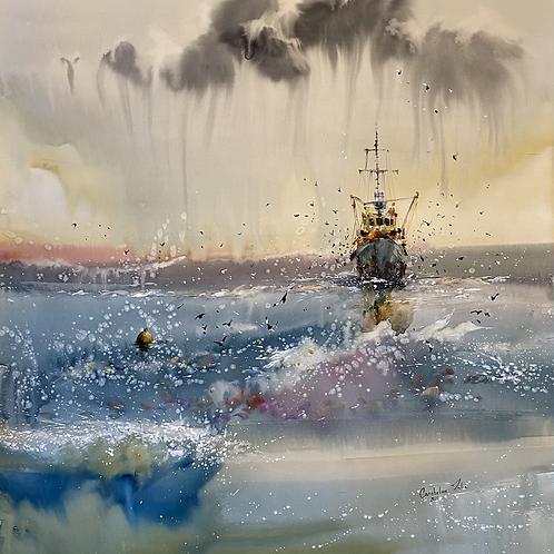 """""""Old boat III"""""""