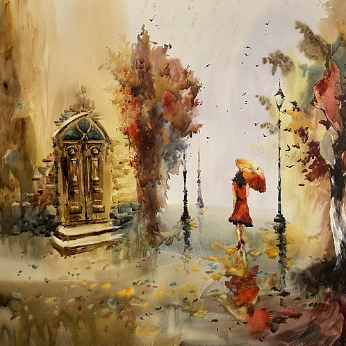 """""""Queen of Autumn"""""""