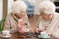 animation sénior en maison de retraite EHPAD
