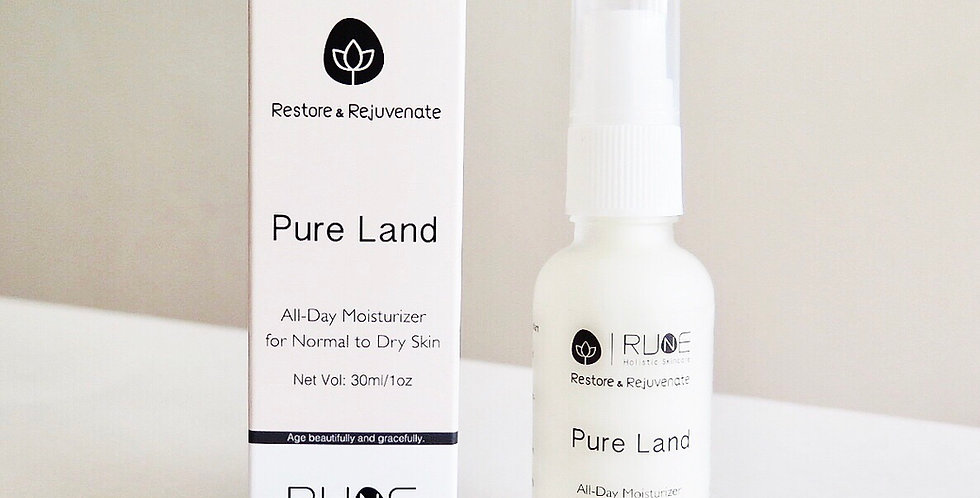 Pure Land All-Day Moisturizer