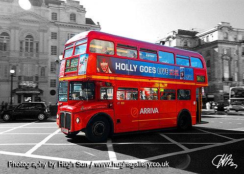LB2-London Bus (Red)