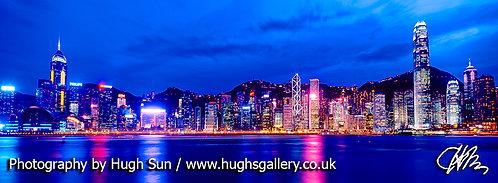 HK3-Hong Kong Island (Panoramic)