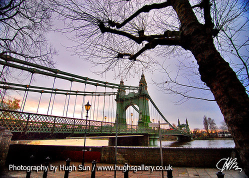 HB1-Hammersmith Bridge