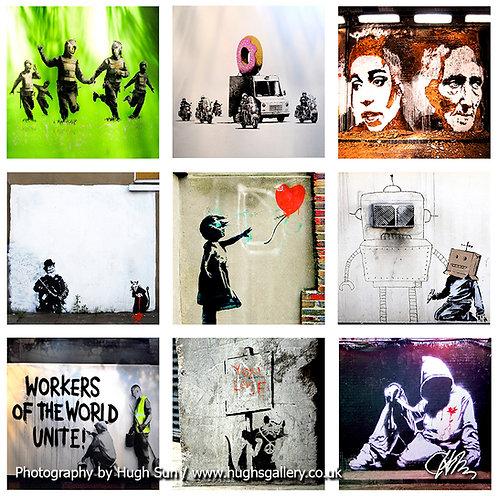 Banksy 9-in-1C