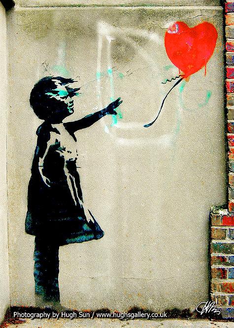 BY14-Balloon Girl