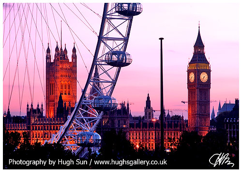 BB10-London Eye & Big Ben