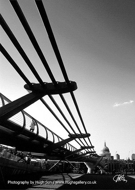 SP3-St Paul's & Millennium Bridge