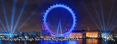 LE11-London Eye (Panoramic)
