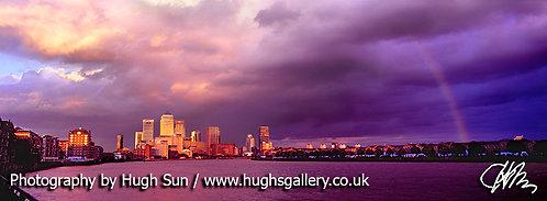 CF4-Canary Wharf (Panoramic)
