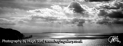 IW1-Isle of Wight (Panoramic + B/W)
