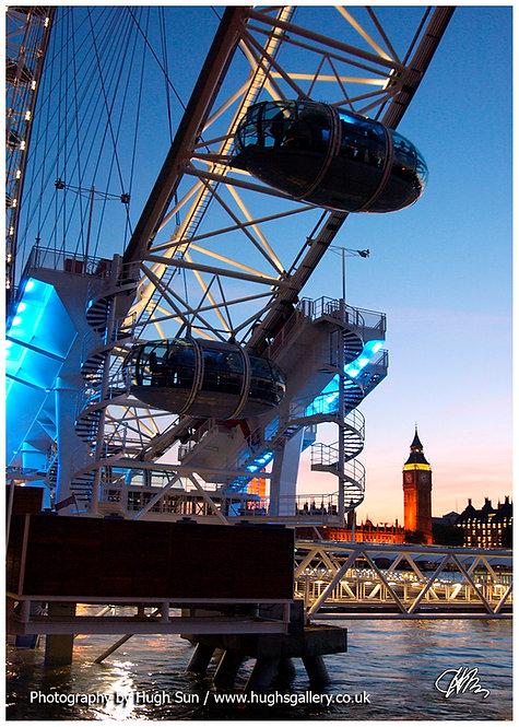 LE7-London Eye