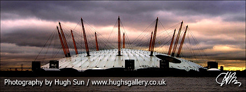 MD1-Millenium Dome (Panoramic)