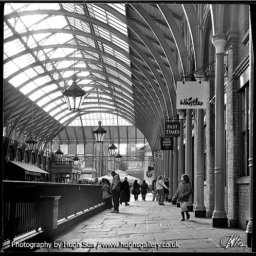 CG1-Covent Garden (B/W)