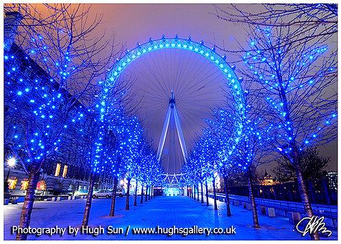 LE9-London Eye