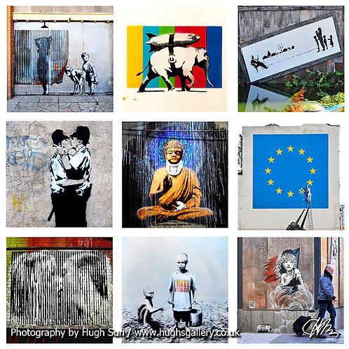Banksy 9-in-1D