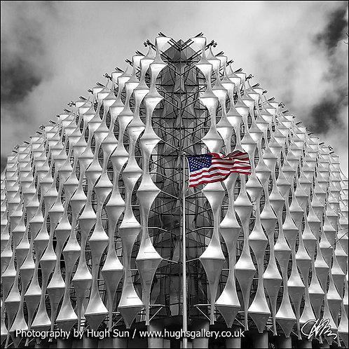 US1-U.S Embassy London (B/W)