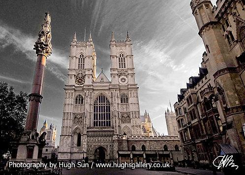 WA2-Westminster Abbey (B/W)