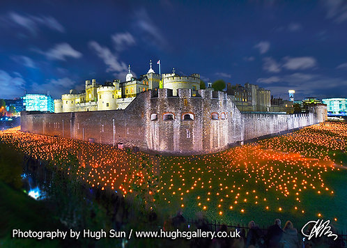 TW4-Candles at Tower of London