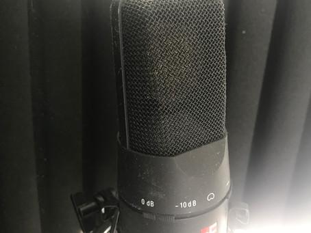 Podcast-innspilling