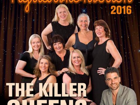 Nyttårskonsert med The Killer Queens