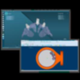 DentalCAD Interface 3