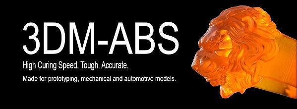 3DM-ABS Resin