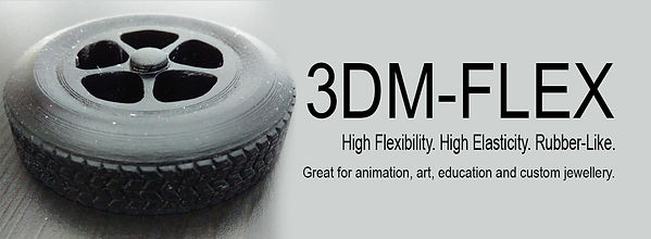 3DM-FLEX Resin