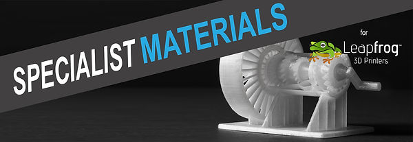 Leapfrog Specialist Materials Banner