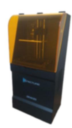 The Draken 3D printer