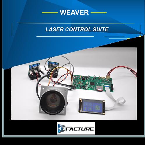 Weaver Laser Control Suite