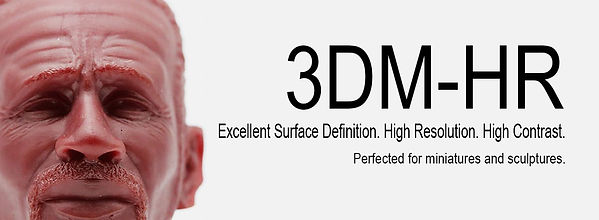 3DM-HR Resin