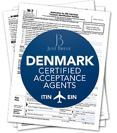 Certified Acceptance Agent in Denmark