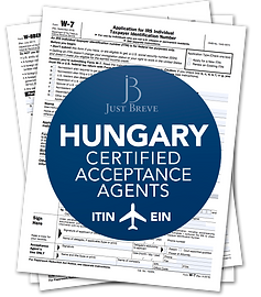 Certified Acceptance Agent in Hungary