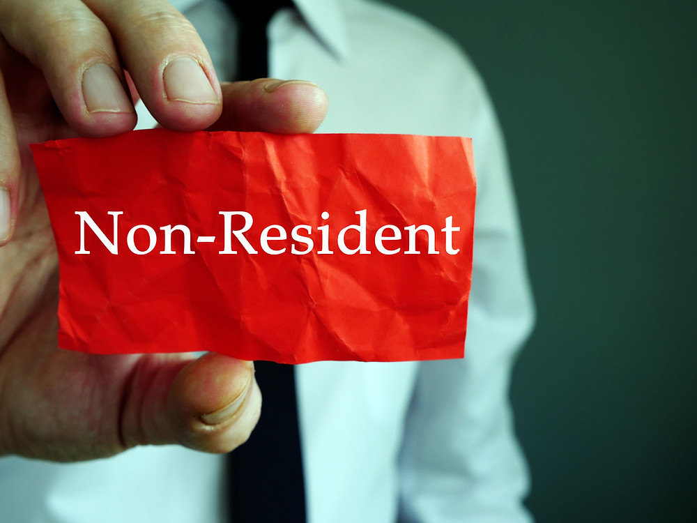 Just Breve - ITIN for non residents