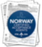 Certified Acceptance Agent in Norway