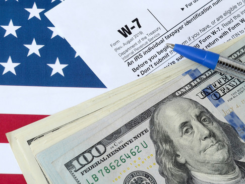 Do I need an ITIN for filing an NR US return?