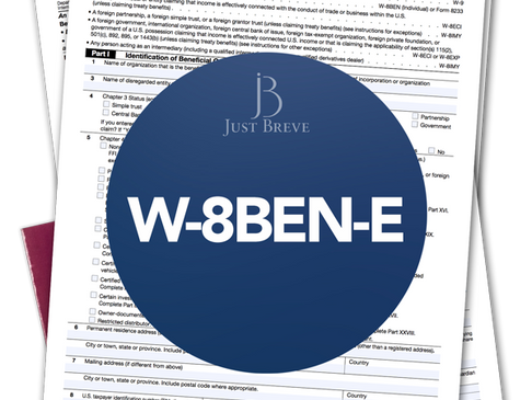 Case Study: Employer Identification Number (EIN) & W-8BEN-E -Non-Resident