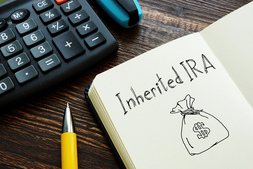 ITINs and Inheriting money from a US estate