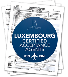 Certified Acceptance Agent in Luxembourg