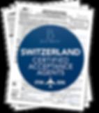 Certified Acceptance Agent in Switzerland
