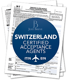 Certified Acceptance Agent in Switzerland