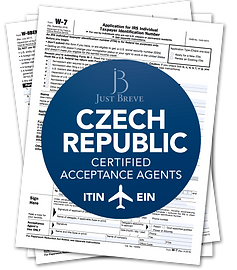 Certified Acceptance Agent in Czech Republic