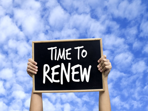 How can I renew my ITIN number